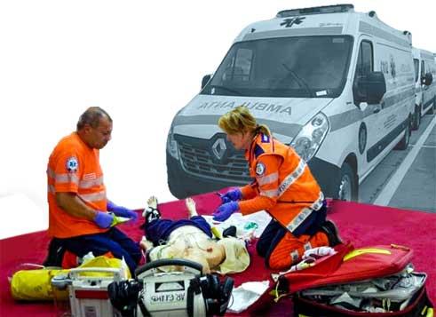 Ambulanțieri
